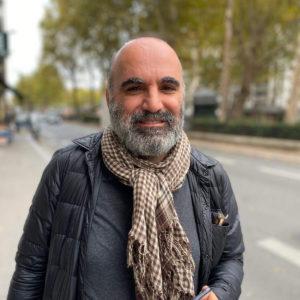 Nader Takmil Homayoun